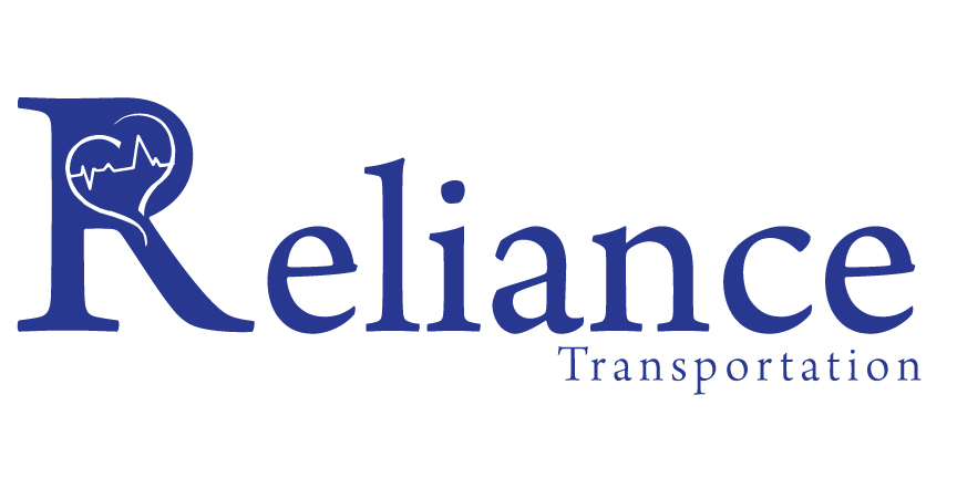 RELIANCE TRANSPORTATION logo